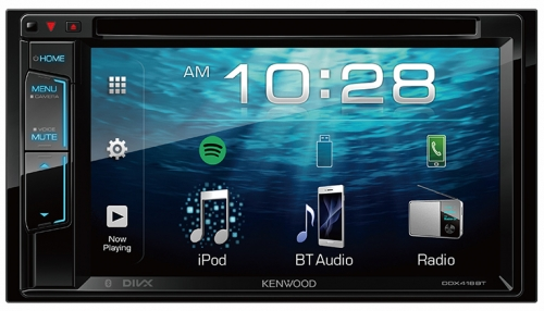 Kenwood - DDX-418BT
