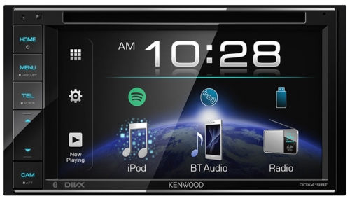 Kenwood - DDX-419BT